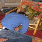 Normal kampoppladning for Atle